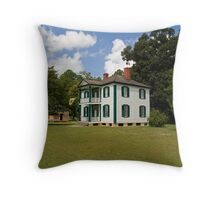 The Harper House Throw Pillow