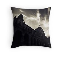 Cataclysmic Throw Pillow