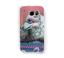 Lone Wolf Samsung Galaxy Case/Skin