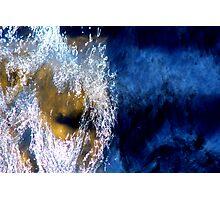Shining Shadow Photographic Print