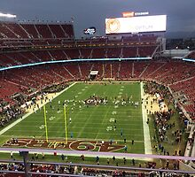 Levi's Stadium by DJFLyNT