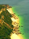 Beach cliffs by terezadelpilar~ art & architecture