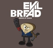 Evil Bread by robotghost