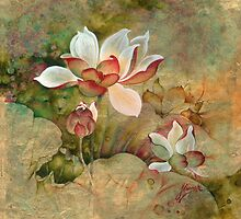 """""""In the Lotus Land"""" by Anna Miarczynska"""