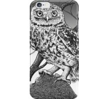 Night Owl by Robert Marzullo iPhone Case/Skin