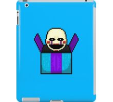 Five Nights at Freddy's 2 - Pixel art - The Puppet in the box iPad Case/Skin