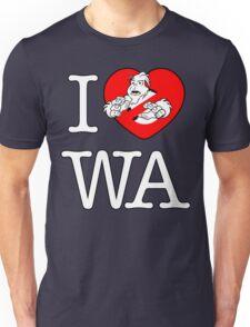 I PNW:GB WA (black) v2 Unisex T-Shirt
