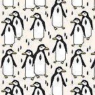 Penguins by Andrea Lauren by Andrea Lauren