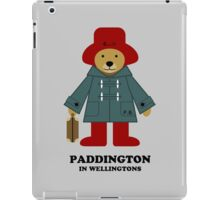 Paddington Bear 7 iPad Case/Skin