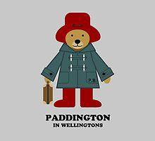Paddington Bear 7 by povalyaeva