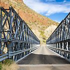 Bridge to Aravaipa Wilderness by Robert Kelch, M.D.