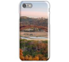 The Austin Skyline and 360 Bridge Pano Image iPhone Case/Skin