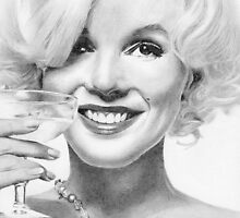Cheers Marilyn by Karen Townsend