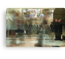 Penn Station at Rush Hour Canvas Print
