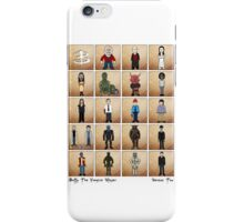 Buffy Season 2 iPhone Case/Skin