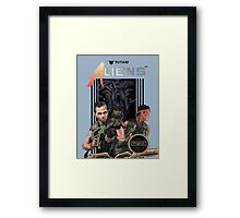 This Time It's War Framed Print