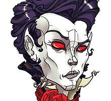vampire Dracula by Baipodo