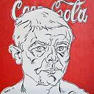 Portrait with Coca Cola by Vitali Komarov