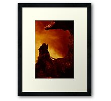 Alien Birth Framed Print