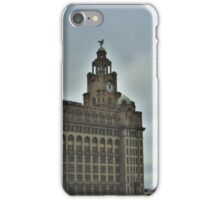 The Liver Building iPhone Case/Skin