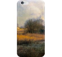 Walk through the Fields iPhone Case/Skin