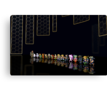 Final Fantasy 6 Canvas Print