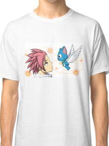 Natsu and Happy Classic T-Shirt