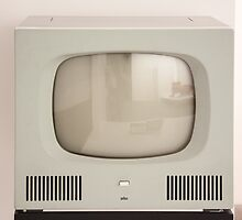 Old Television by franceslewis