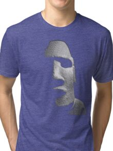Easter Man Tri-blend T-Shirt