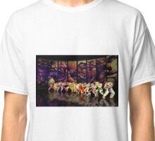 Street Fighter II pixel art Classic T-Shirt