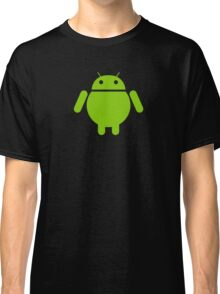 Fat Android Classic T-Shirt