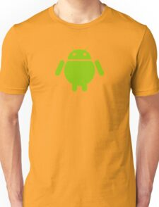 Fat Android Unisex T-Shirt