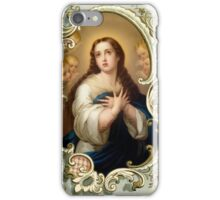 Mary Immaculate iPhone Case/Skin