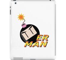 BomBERman iPad Case/Skin
