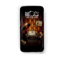 Coen Brothers Classic Film Barton Fink Samsung Galaxy Case/Skin