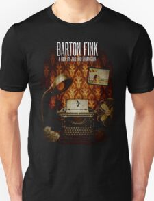 Coen Brothers Classic Film Barton Fink T-Shirt