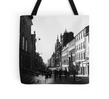 Early morning in Glasgow, Scotland Tote Bag