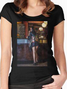 Spirito Women's Fitted Scoop T-Shirt