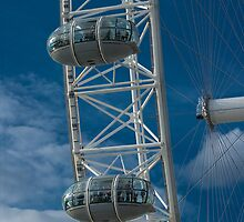 London Eye capsules by Anders Hollenbo