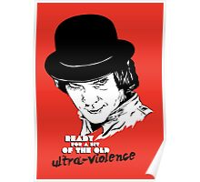 Alex - A Clockwork Orange Poster