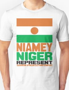 Niamey, Niger, Represent T-Shirt