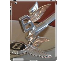 """""""The only difference is the hood ornament"""" iPad Case/Skin"""