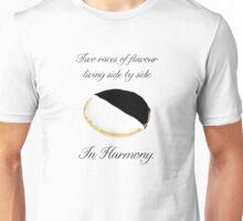 Black & White Cookie Knows Best Unisex T-Shirt