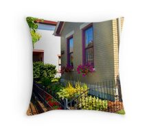 St. Anne's Hill Throw Pillow