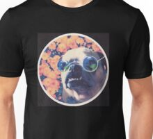 The Grooviest Pug on Earth Unisex T-Shirt