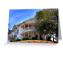 Steamboat House lll Greeting Card