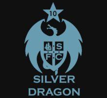 Steve Corica Sydney FC (blue on black) by shgray