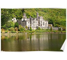 Kylemore Abbey 1 Poster