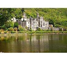 Kylemore Abbey 1 Photographic Print