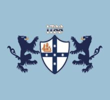 Sydney FC Lion Coat of Arms by shgray